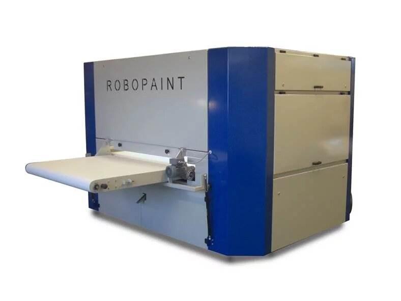 Ceetec übernimmt die Rechte an Robopaint Spritzautomaten.