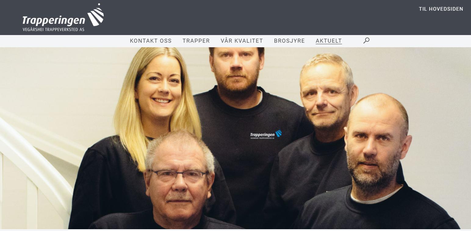 Trappe-, kjøkken- og møbelprodusenter fra Norge, se her…